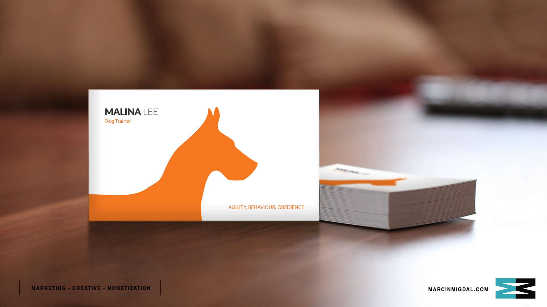 creative-director-marketing-director-marcin-migdal-custom-business-card-design-43dogtrainer