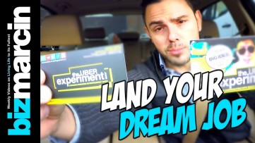 How to LAND YOUR DREAM JOB with a Business Card /w Marcin Migdal