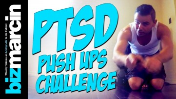 MY PTSD PUSH UP CHALLENGE (Nominate David G, Joshua Busuttil, Angela Gorran)