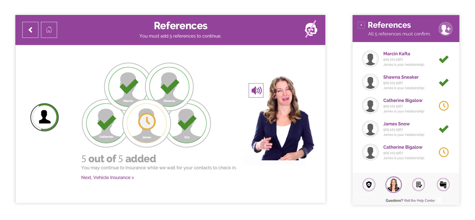audit_id_references_5references-1waiting-mobile-loans_cars-marcin-migdal-ux-ui-designer-toronto-creative-director